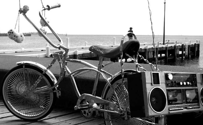 Ways to Constructor Music Boombox Into a Bike