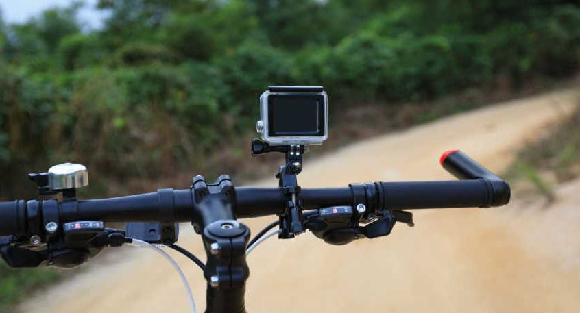How can you choose a high-speed camera for a bike?